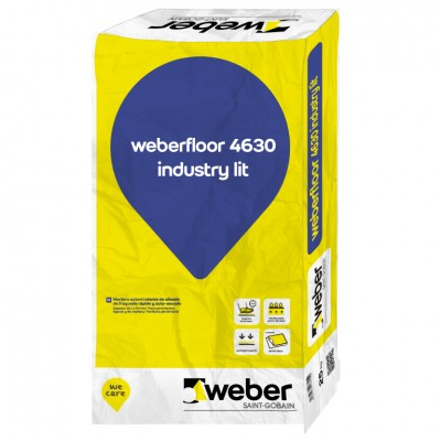 WEBER.FLOOR 4630 INDUSTRY LIT